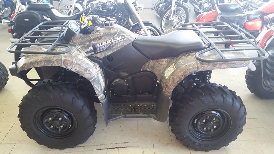 2014 yamaha grizzly 450 brandt 39 s powersports for 2009 yamaha grizzly 450 value